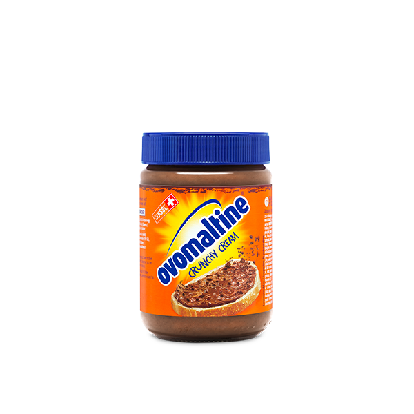 Ovomaltine Crunchy Cream - Brotaufstrich